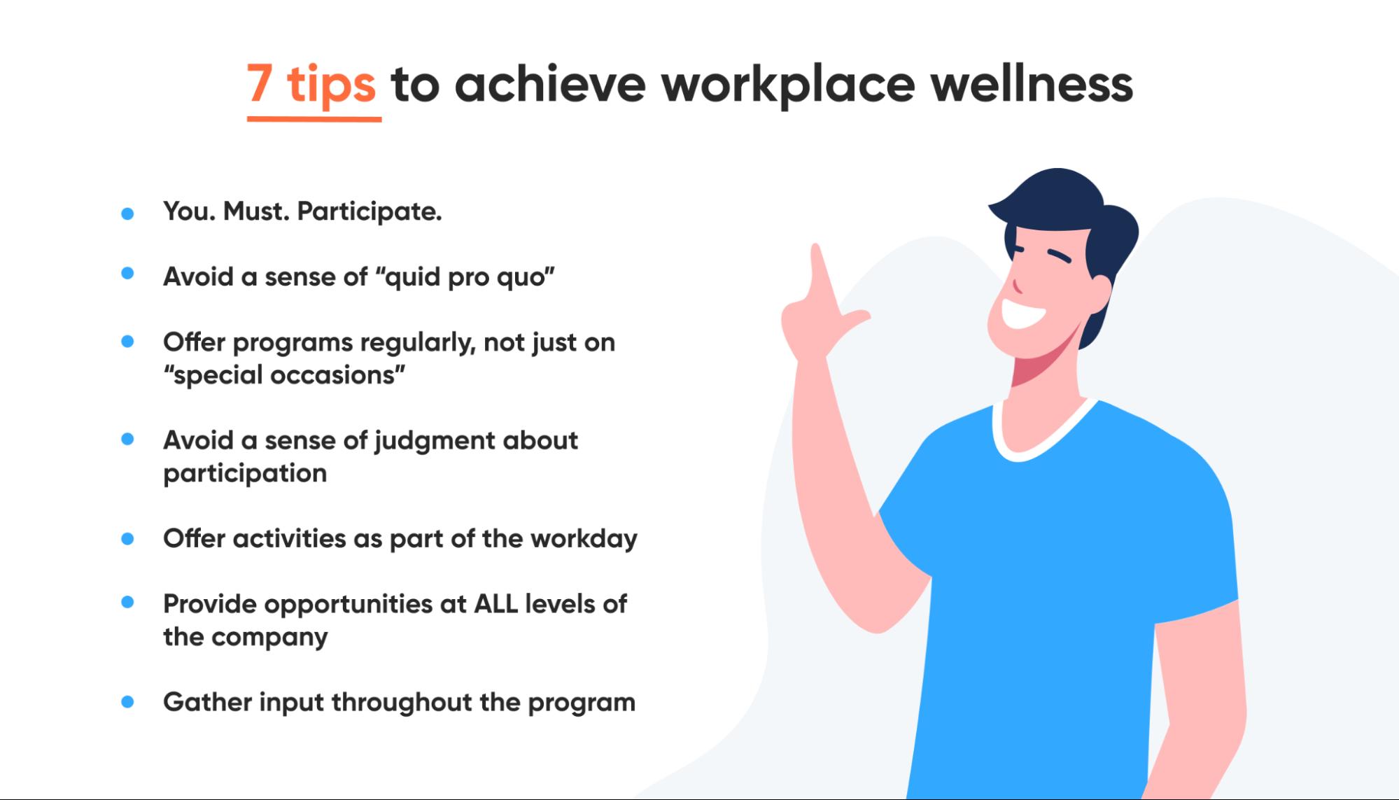 7-tips-to-achieve-workplace-wellness