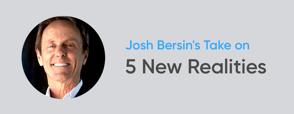 awakening human potential josh bersin header