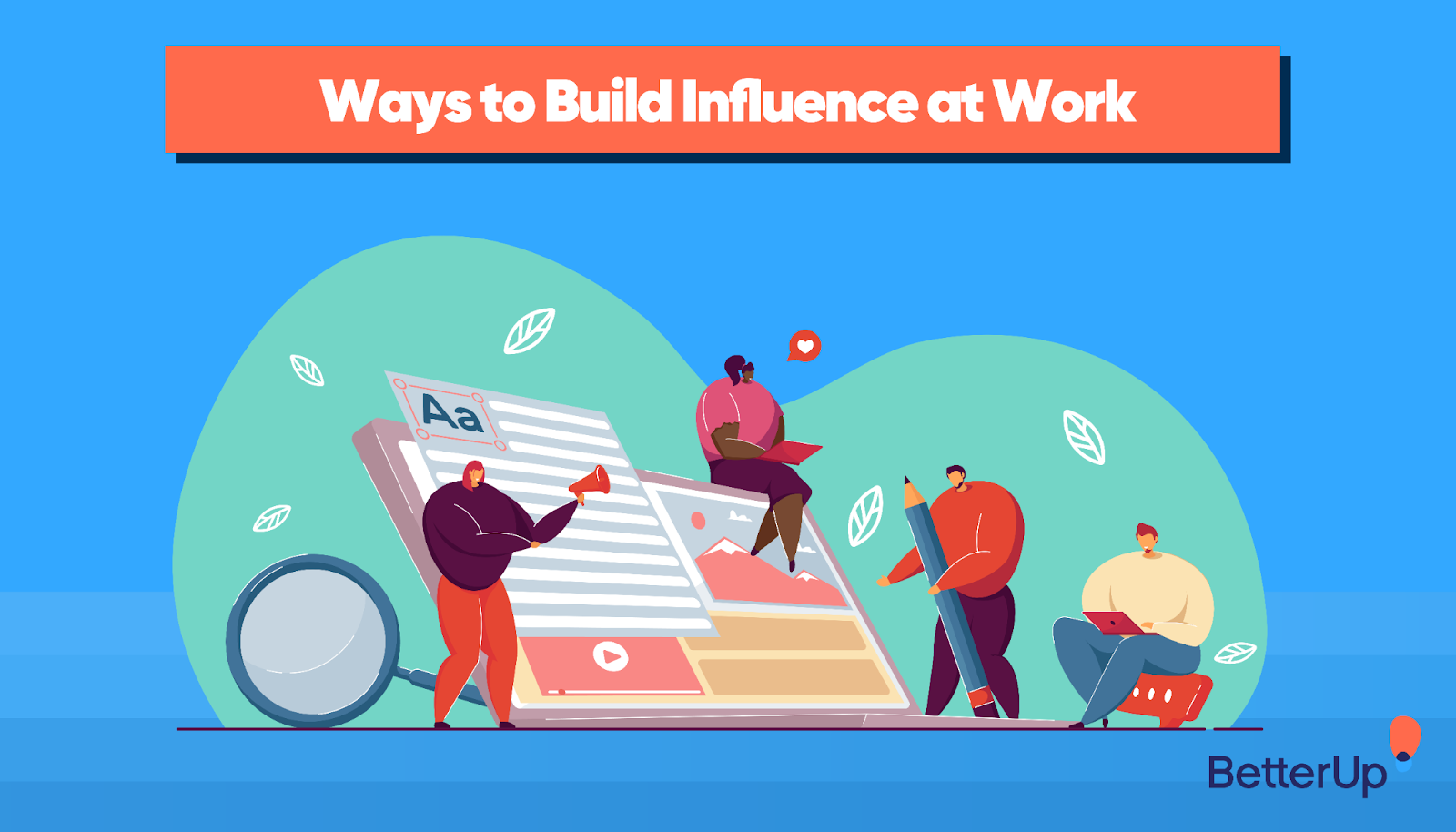 graphic-nine-ways-to-build-influence-at-work