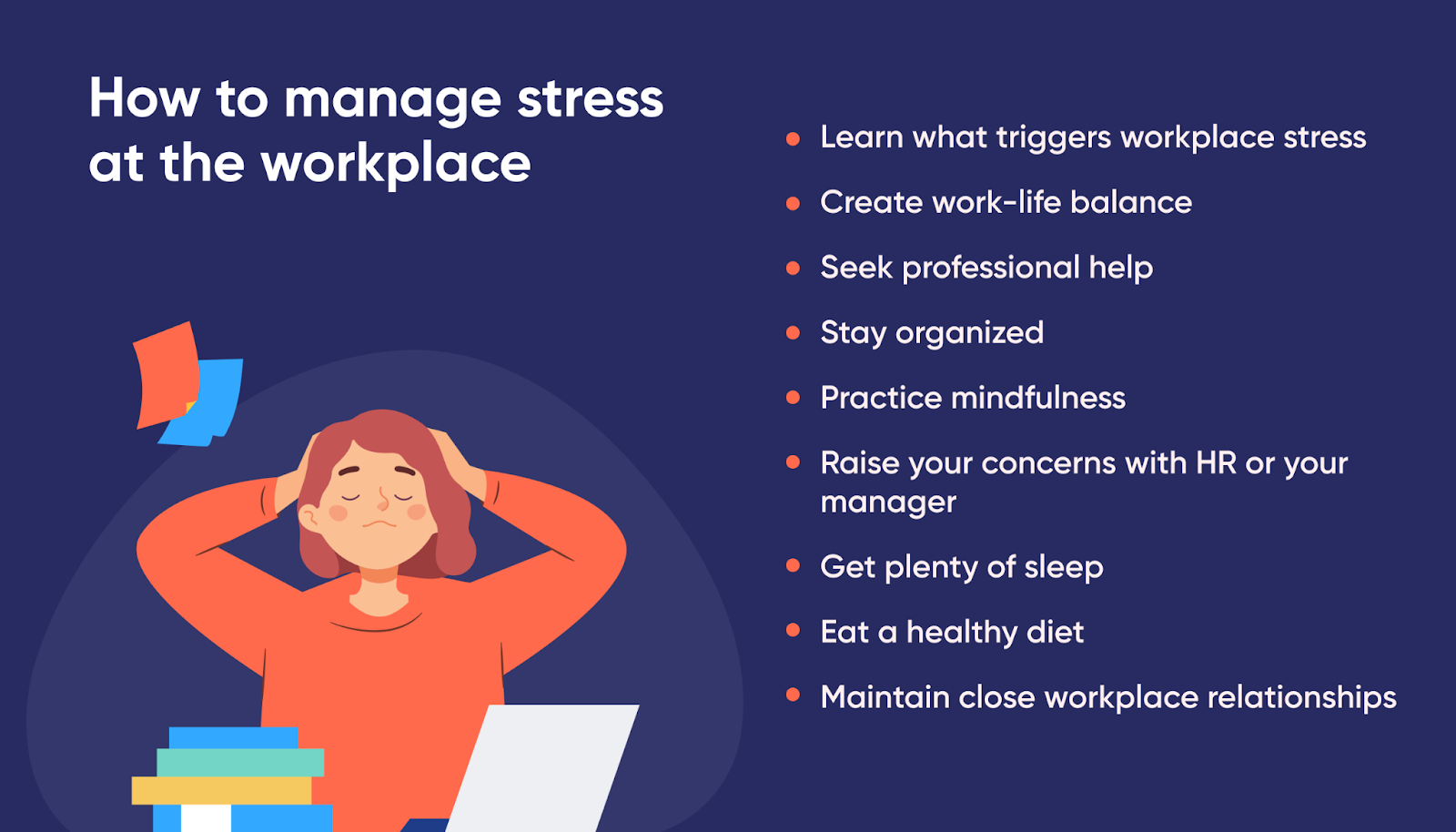 infographic-of-stress-management-at-work