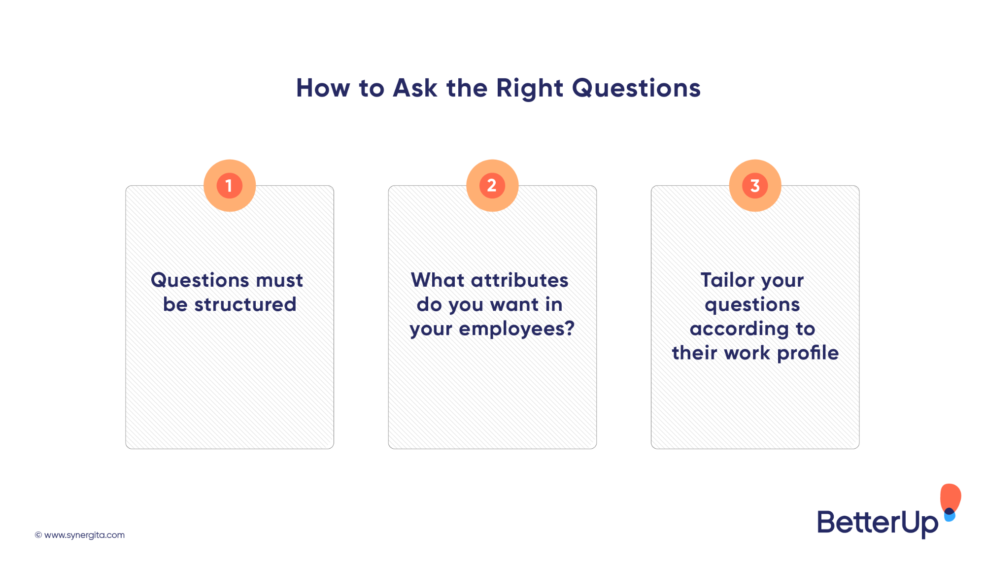 how to ask the right questions
