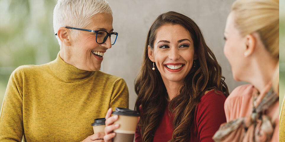 coffee chat - 10 tips to help you make friends and get along better with others