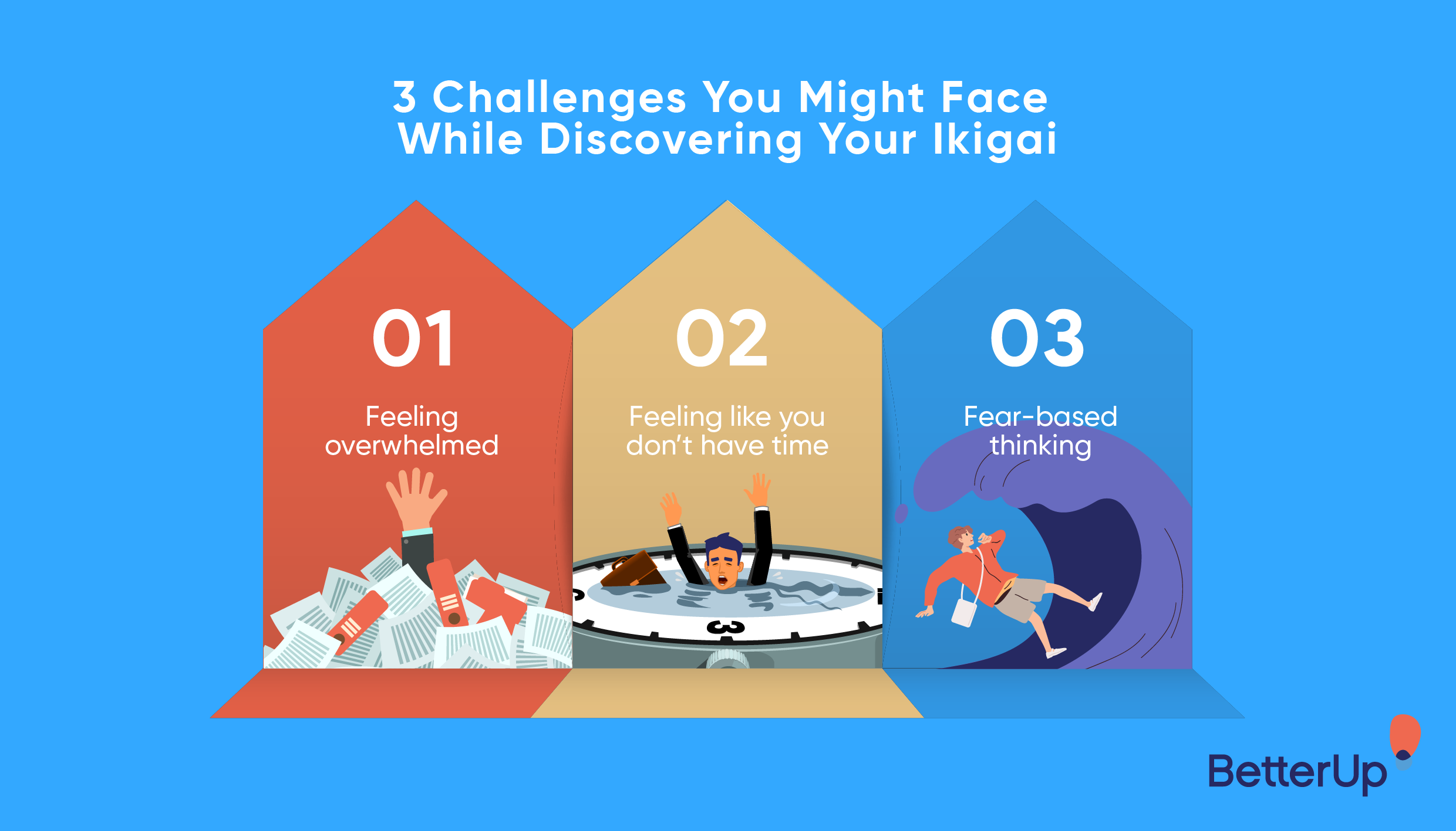3 challenges you might face while discovering your ikigai