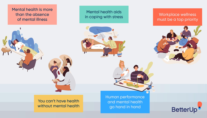key takeaways on mental health