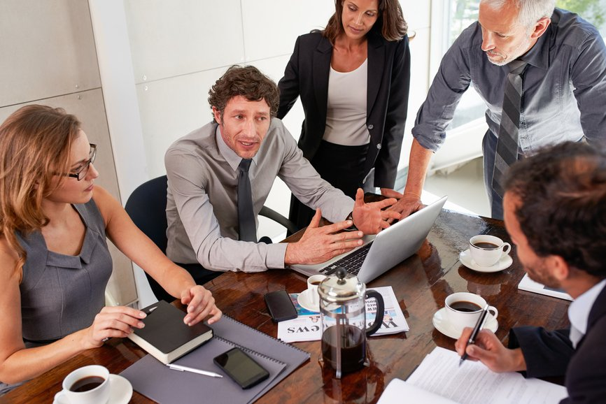 business-people-having-a-meeting-team-conflict
